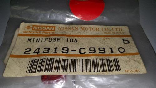 fusible 10 amp nissan tiida / sentra b16