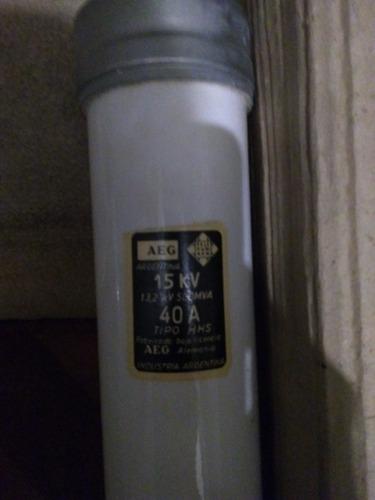 fusible 13,2 kv - 100 amp