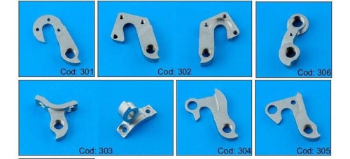 fusible para bicicleta mtb vairo varias aluminio calidad