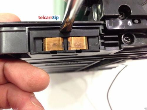fusible reset drum unidad de imagen impresora samsung