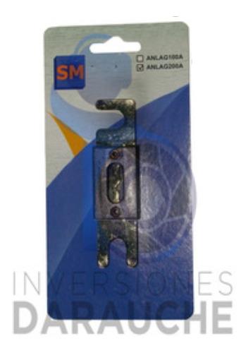 fusible termico anl marca sm de 200amp para sonido