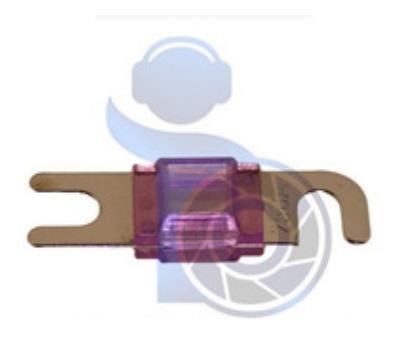fusible termico lanzar pro mini de 250amp para sonido