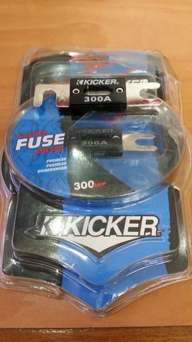 fusibles kicker