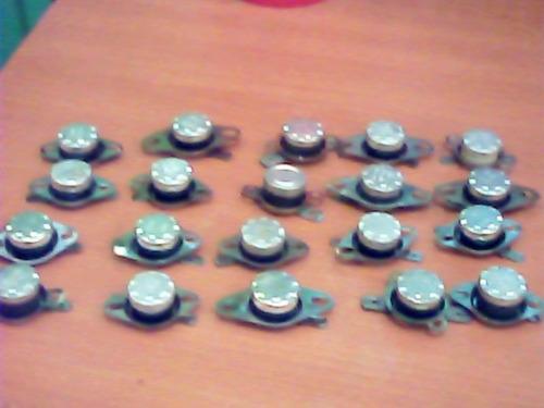 fusibles térmicos para microondas diferentes valores(usado)