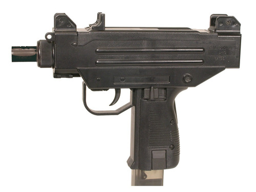 fusil firepower pro-2 airsoft electrico, 6 pilas aaa