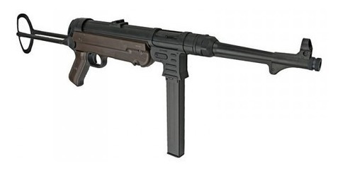 fusil legends germany mp40 / bbs acero /co2 / hiking outdoor