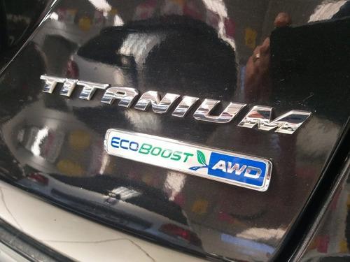 fusion 2.0 titanium awd 16v gasolina 4p automático