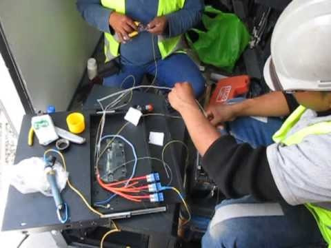 fusion de fibra optica certificacion de puntos de red utp