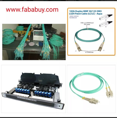 fusion de fibra optica certificacion & de puntos de red utp