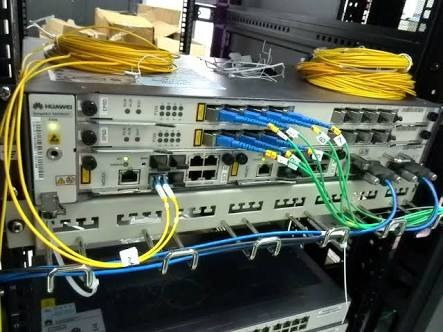 fusion de fibra optica proyectos