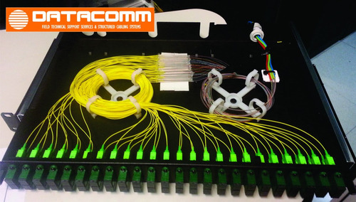 fusión y empalmes de fibra óptica, mediciones con otdr