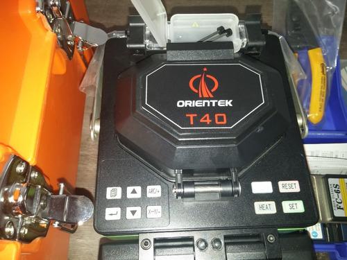 fusionadora de fibra optica