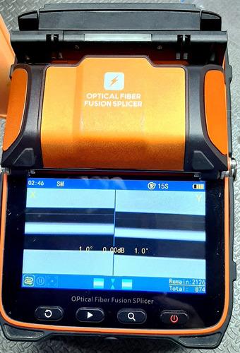 fusionadora fibra óptica fitel si9 furukawa inno otdr garant