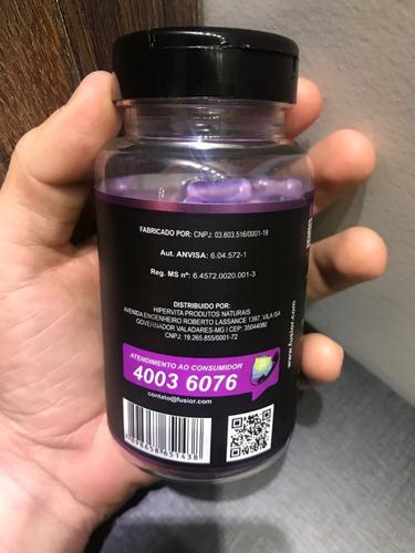 fusior original 3 frascos 180 cápsulas frete grátis