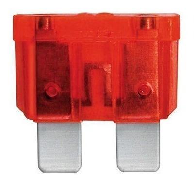 fusivel lamina 10a (mini) vermelho ams