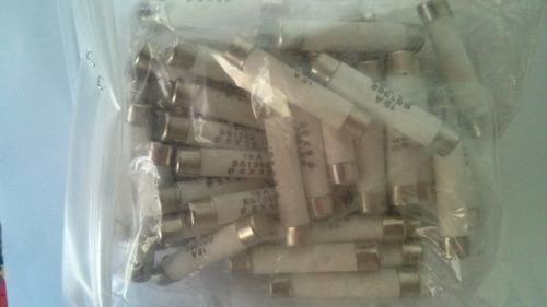 fusível microondas cerâmico 15 a amperes / pacote 3 unidades