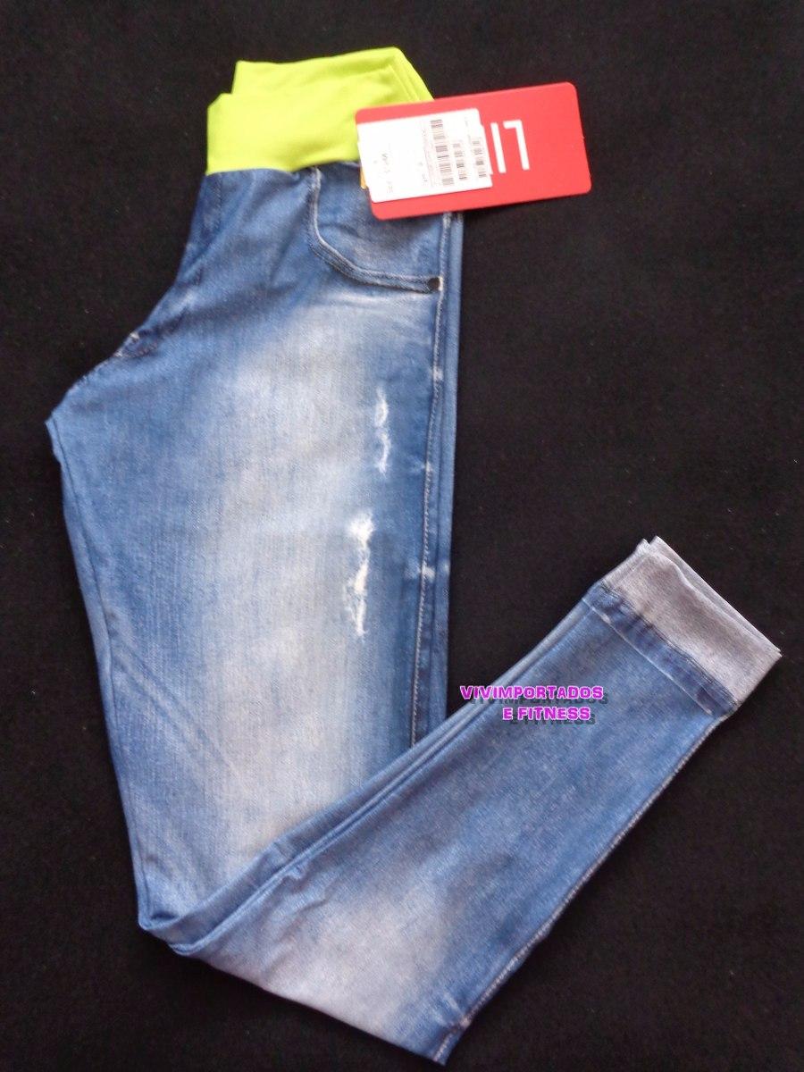 fuso in favorite jeans live cós amarelo legging jeans. Carregando zoom. b8dea018e15ec