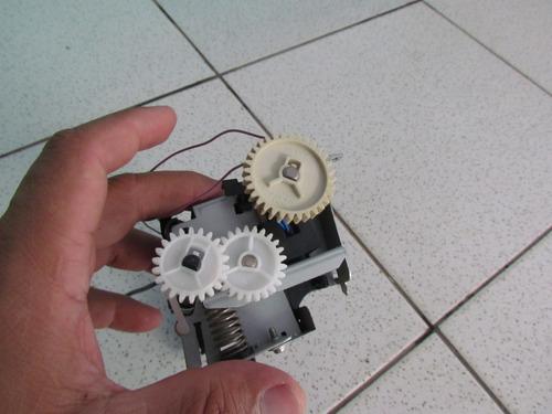 fusor impressora laser colorida color hp laserjet  cp1215