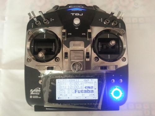 futaba 8ja 8-channel s-fhss air system