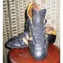 Antiguos Zapatos De Fútbol De Cuero Adidas Peñarol 1982 Leer