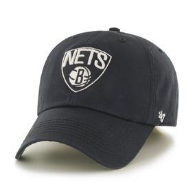 11528cd0f74fd Gorra Ajustable Nba De Brooklyn Nets 47 Clean Up Psp