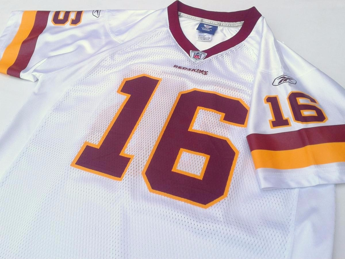 bd9922572855e Cargando zoom... camiseta nfl futbol americano redskins reebok original s m