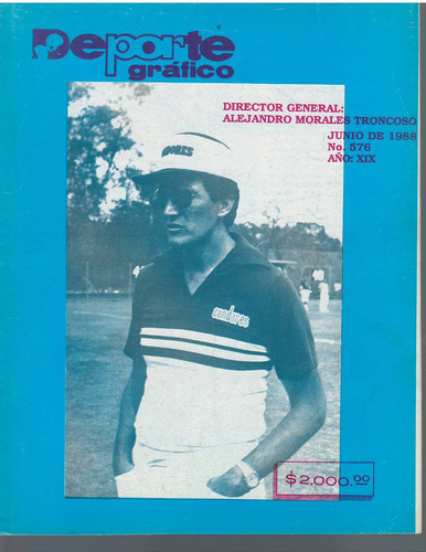 futbol americano revista deporte grafico no 576