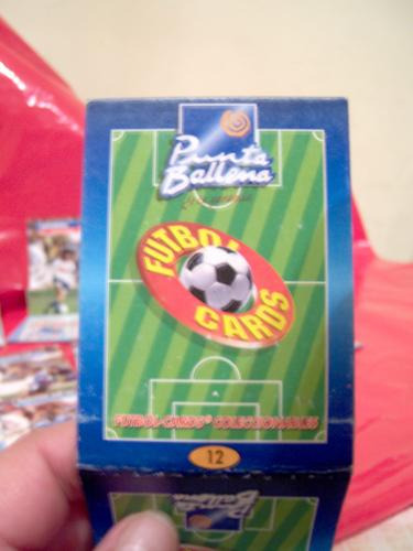 futbol cards- figuras de peñarol nacional tarjetas coleccion