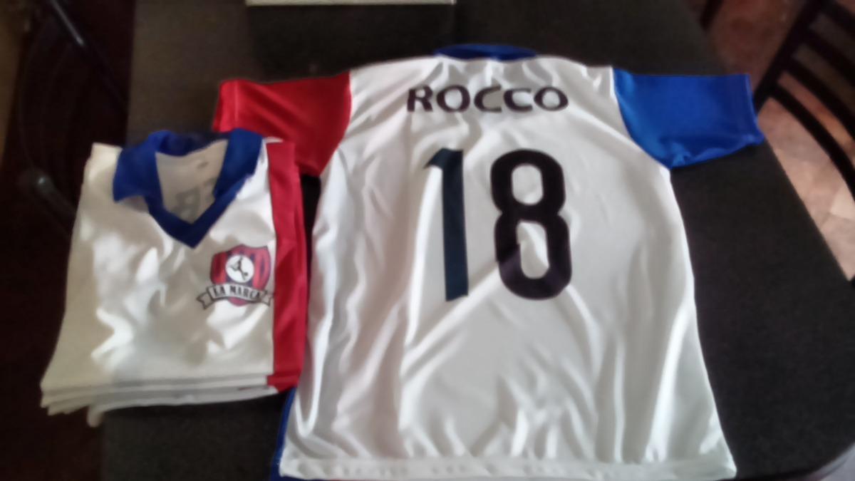 a0a5524e4e2c6 Cargando zoom...  camiseta de futbol personalizada. fútbol 5 y 11.  fabricante
