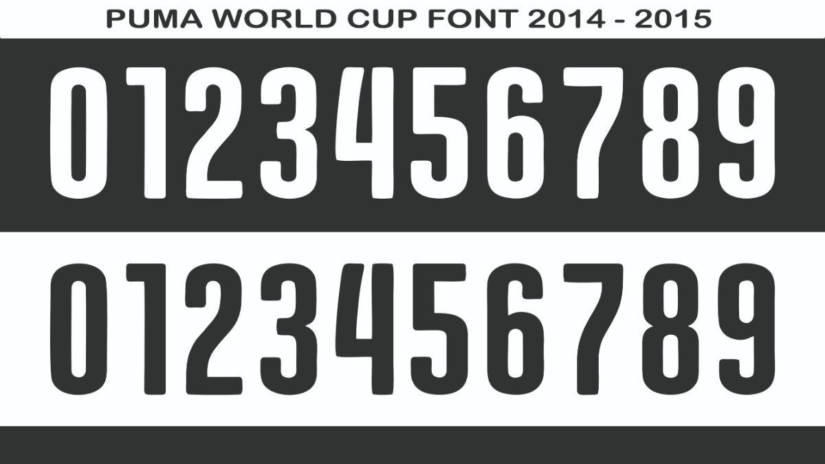 Estampado Vinilo Numeros Nombres Futbol Letras Camisetas -   18 6735ef45421e8