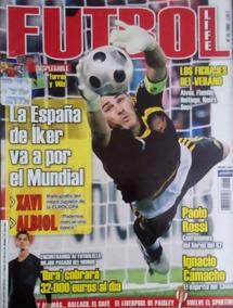 Fútbol Life N16poster Torres Y Villatapa Iker Casillas