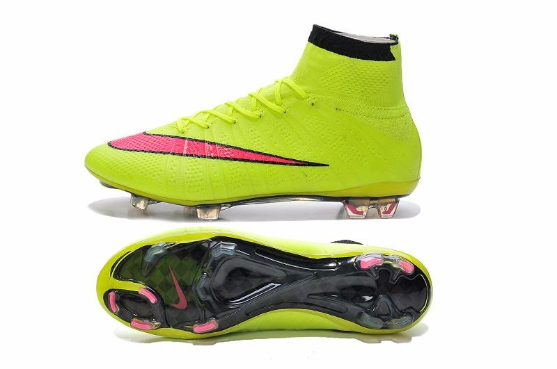 Zapatos De Futbol Nike Mercurial Superfly Fluor Envío Gratis ... 0e4a7b78e2de6