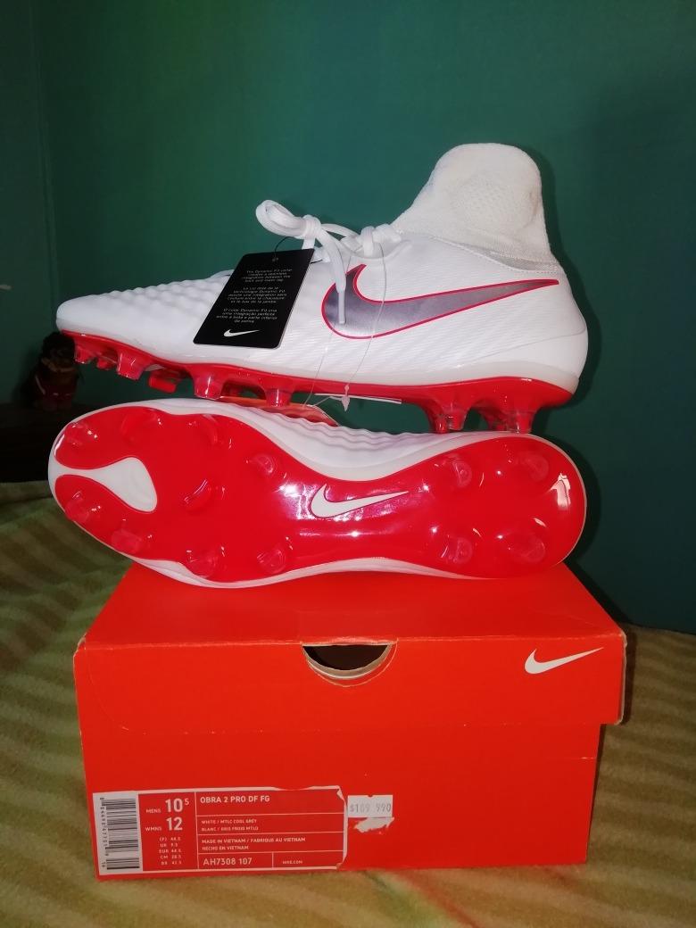Zapatos De Futbol Nike Obra 2 Profesionales -   55.000 en Mercado Libre 1e570473b9148