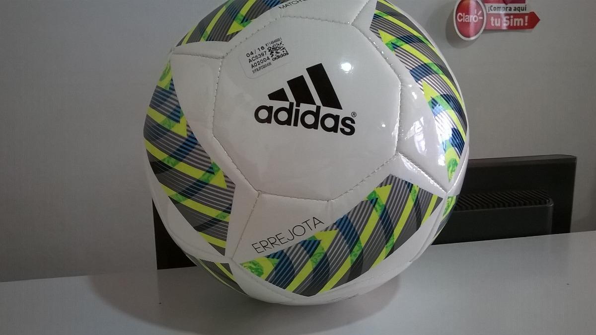 62ebde9fe6 Balón Futból 4 Glider Errejota Hecho Por adidas -   80.000 en ...