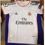 Conjunto Uniforme Real Madrid Original!! Niño 3 - 4 Años