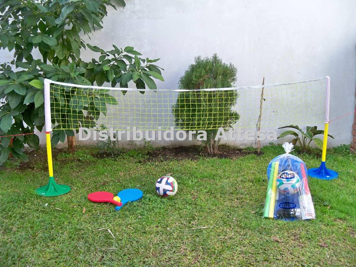 262f2218131eb Futbol Tenis Free Basquet Tenis 3 Juegos En 1 Serabot -   2.879