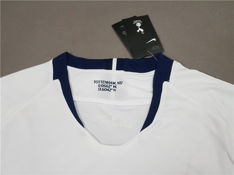 799f003fe9210 Camiseta Futbol Tottenham Hotspurs 2018 2019 De Local -   22.500 en ...