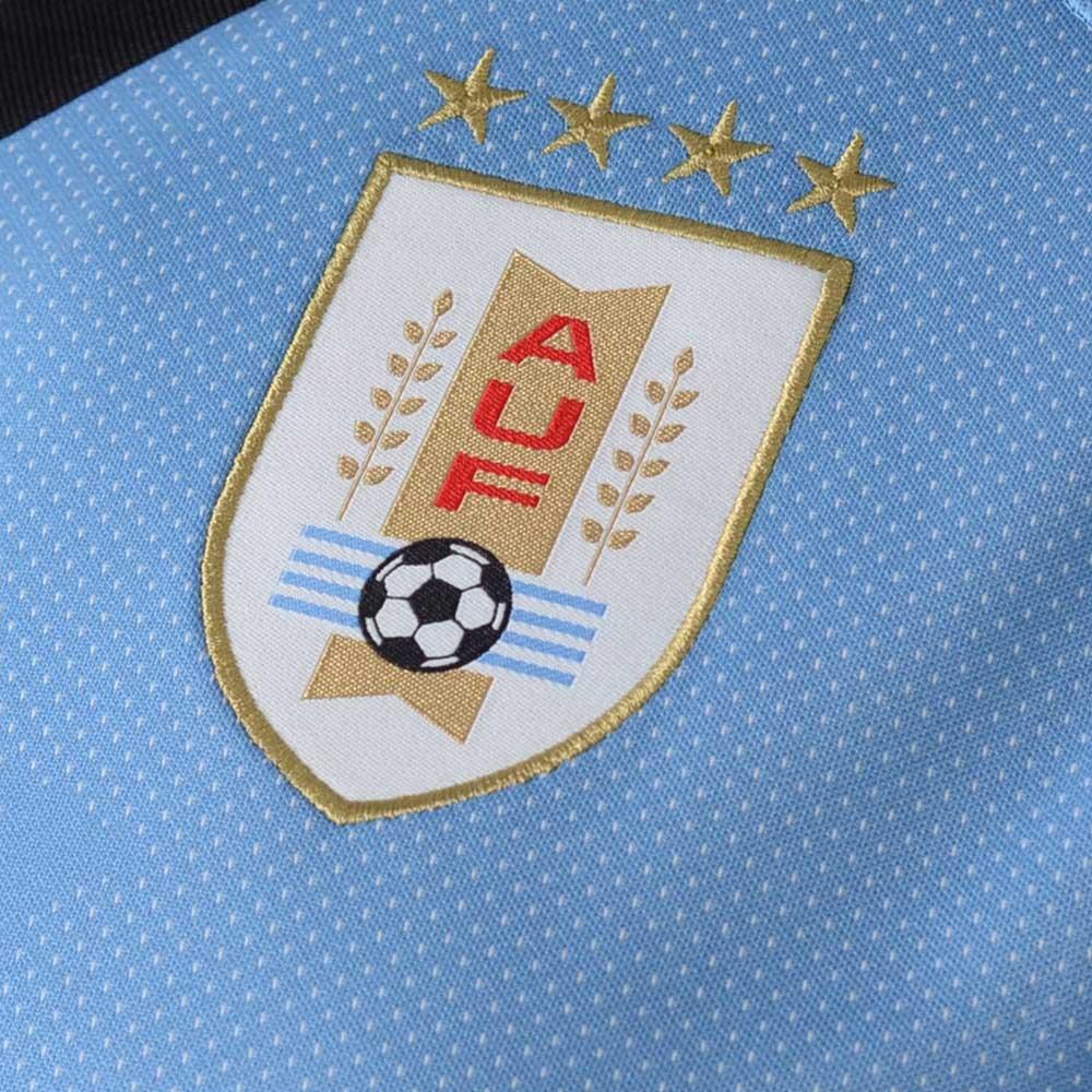 7a9cefaf906b3 Camiseta Futbol Puma Oficial Uruguay Home Hombre -   1.870