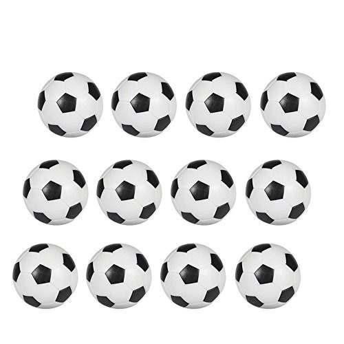 Futbolín Foosballs Bolas De Repuesto Mini Foam Blanco Y N... -   76.650 en Mercado  Libre c1bcb3abbb2a3