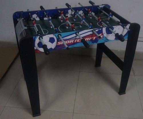 futbolin importado azul  y envio gratis