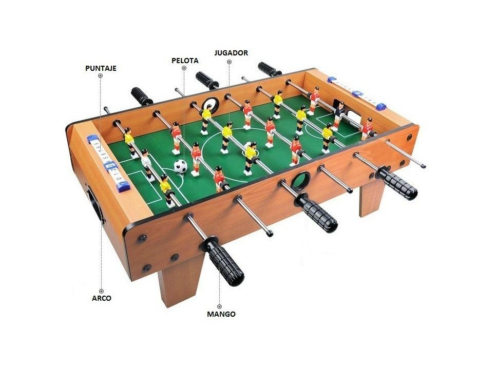 Futbolin mesa futbolito fútbol juego de mesa importado jpg 968x754 Mesa  futbolito games 2f5f3b3229c50