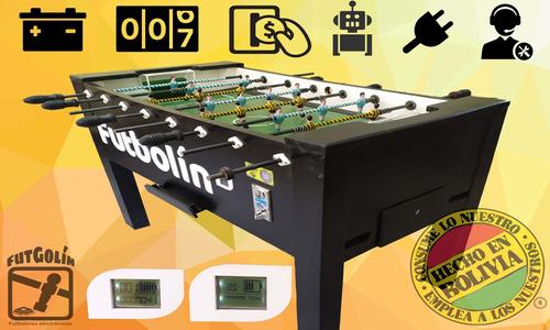 futbolines electrónicos automáticos