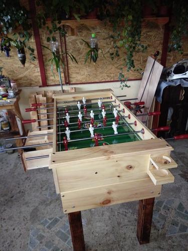 futbolines para negocios