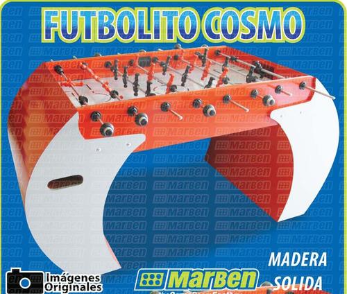futbolito cosmo  - marben futbolitos