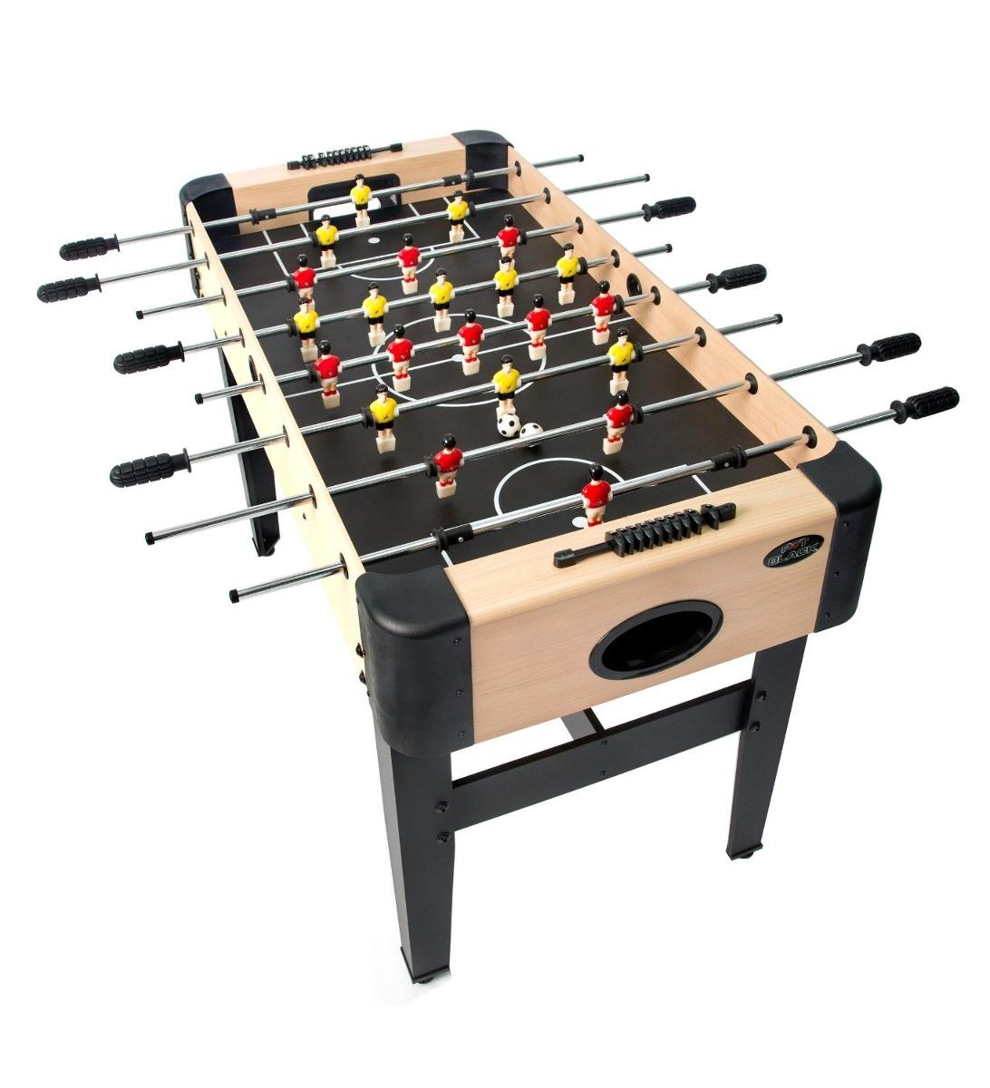 Futbolito de mesa completamente nuevo 2 en for Mesa futbolito