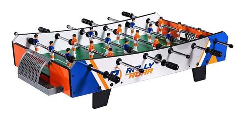 futbolito de mesa | entretenimiento para todos | madera