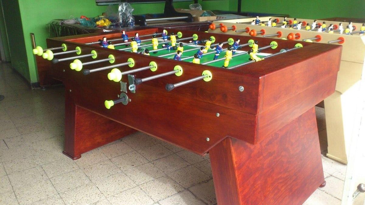View Images Futbolito residencial pura madera   5 900.00 en mercado libre 498a03300daeb