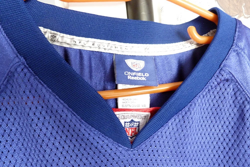 e624d262829c8 futebol americano nfl camisa new york giants oficial espn dc. Carregando  zoom.