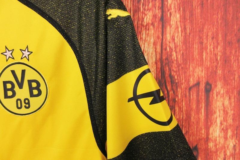 cc6afb6ed3596 Camisa Blusa Time Futebol Borussia Dotmund Adulto 2018 - R  146