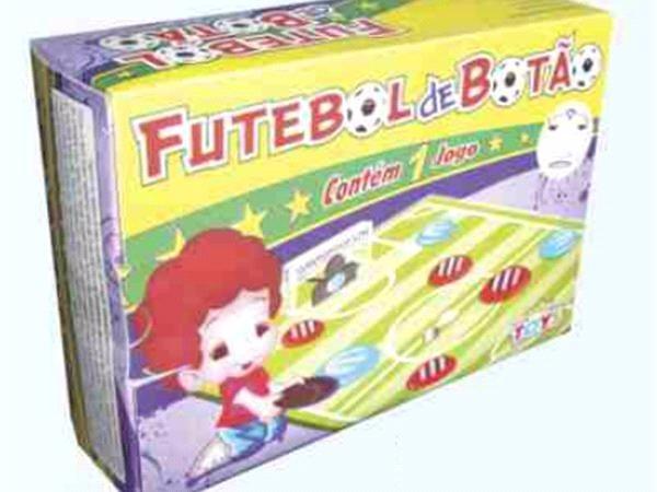 64d9277f3f Futebol De Botão Cx. 01 Time  Kit 02   Envio Imediato¨ - R  11